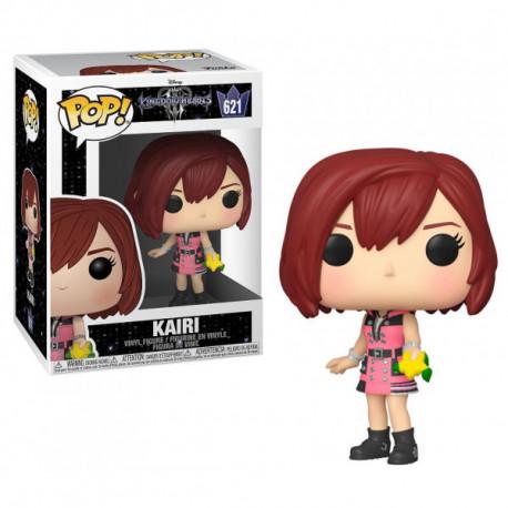 Figurka Kingdom Hearts III - Kairi with Hood (Funko POP! Disney 621)