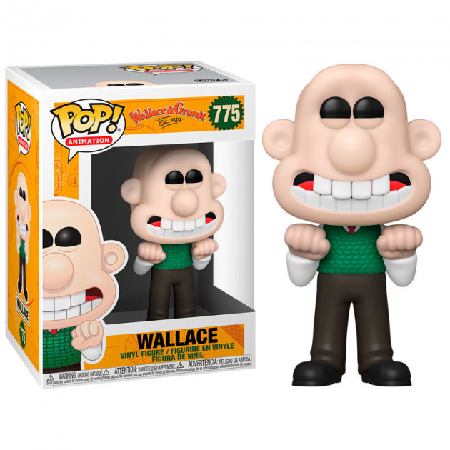 Figurka Wallace and Gromit - Gromit (Funko POP! Animation 775)