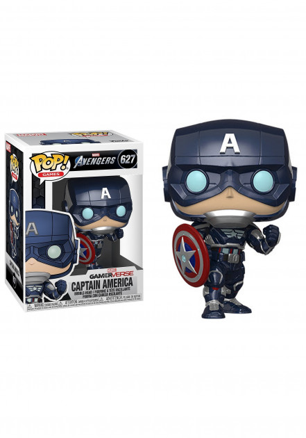 Figurka Avengers - Captain America (Funko POP! Games 627)