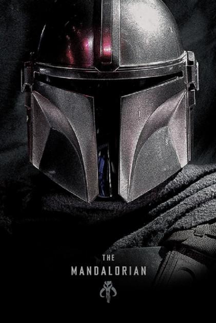 Plakát Star Wars - Mandalorian