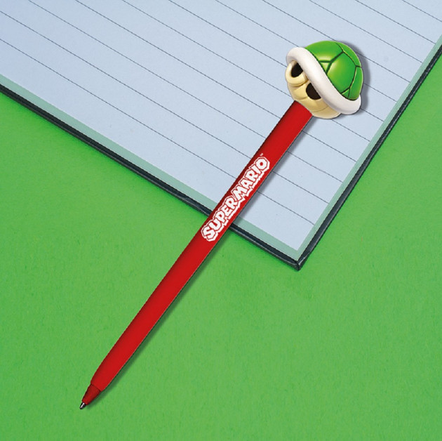 Propiska Super Mario - Green Shell