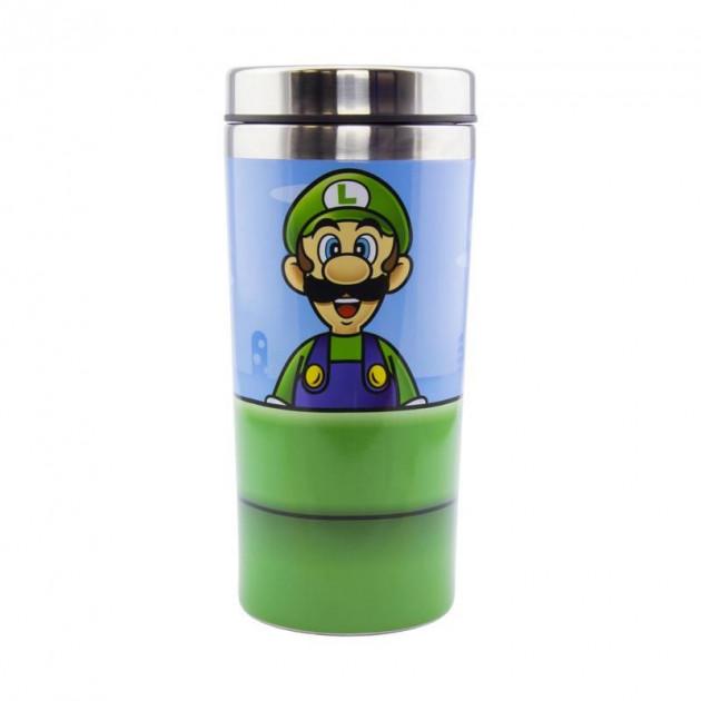 Cestovní hrnek Super Mario - Warp Pipe