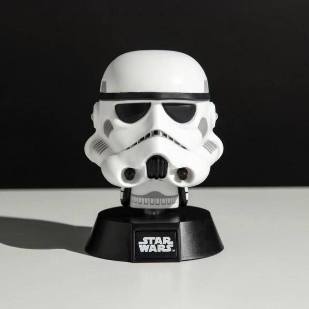 Lampička Star Wars - Stormtrooper Icon Light V2
