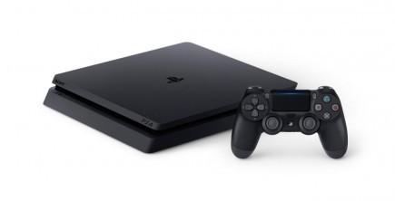 Konzole PlayStation 4 Slim 500 GB + balíček Fortnite 2000 V Bucks