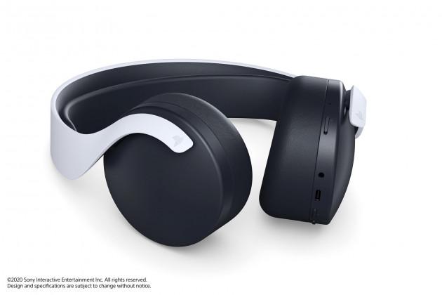 ps5 sluchátka