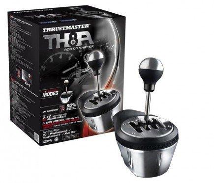Řadící páka Thrustmaster TH8A Add-On (PS4, PS3, XONE, X360, PC)
