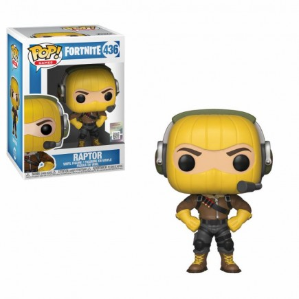 Figurka Fortnite - Raptor (Funko POP! Games 436)