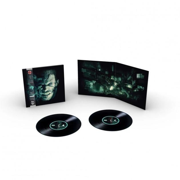RESIDENT EVIL 6 original soundtrack