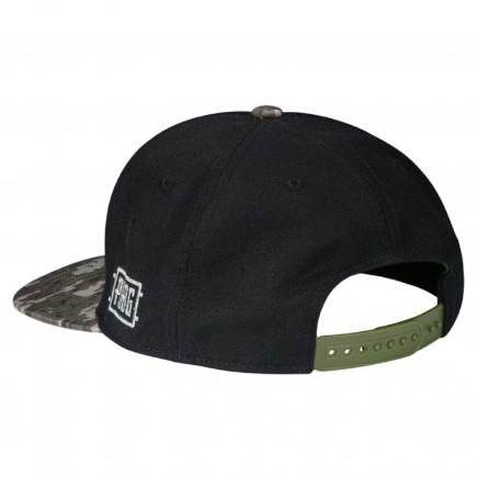 JINX PUBG Pan Crest Snapback Baseball Hat