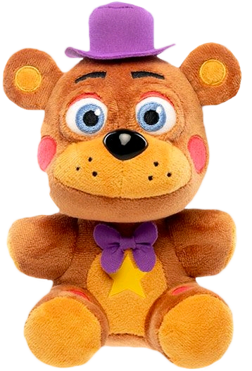Plyšák Five Nights at Freddys - Rockstar Freddy (Funko)