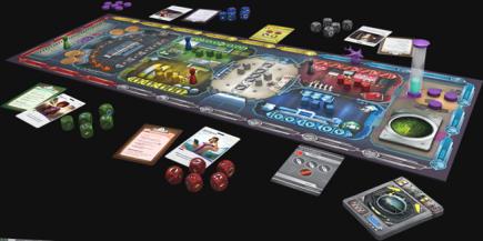 Desková hra Pandemic: Rychlé nasazení