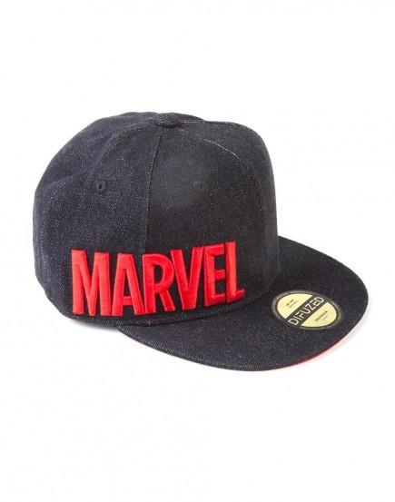 KÅ¡iltovka Marvel - Snapback with Patches