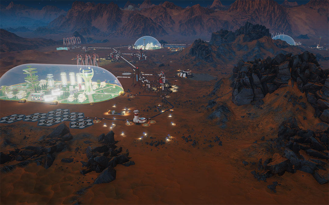 Surviving Mars (XONE)