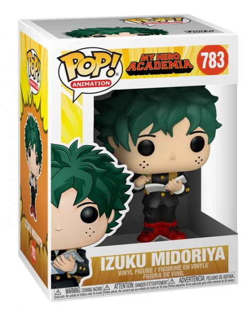 Figurka My Hero Academia - Izuku Midoria (Funko POP! Animation 783)