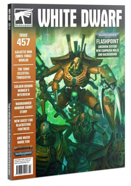 Časopis White Dwarf 2020/10 (Issue 457)