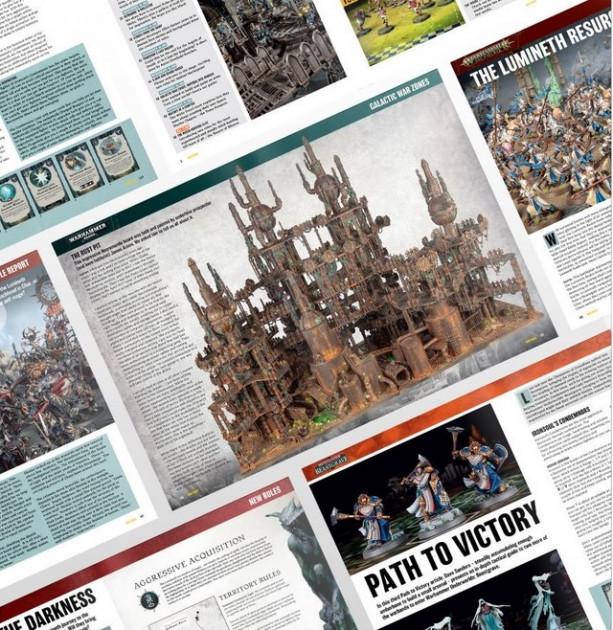 Games Workshop časopis