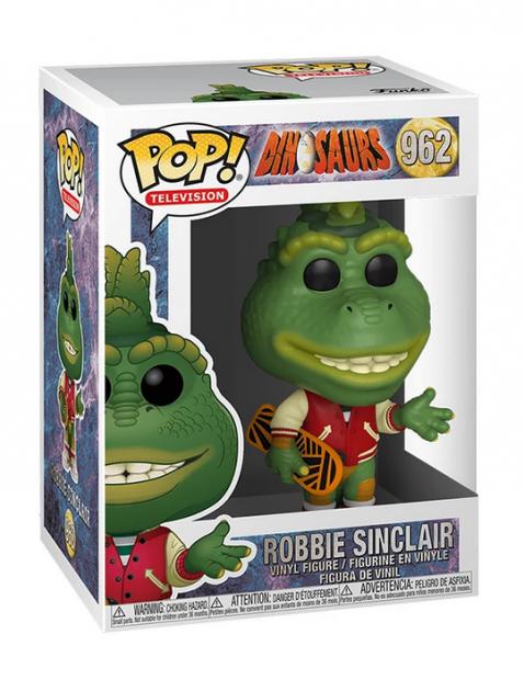 Figurka Dinosaurs - Robbie Sinclair (Funko POP! Television 962)