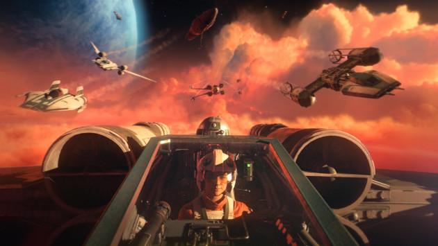 hvězdné války letka