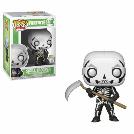 Figurka Fortnite - Skull Trooper (Funko POP! Games 438)