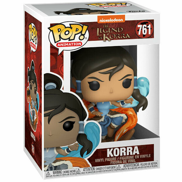 Figurka Legend of Korra - Korra (Funko POP! Animation 761)