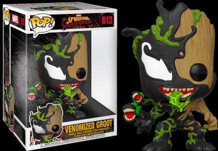 Figurka Marvel - Super Sized Venom Groot (Funko POP! Marvel 613)