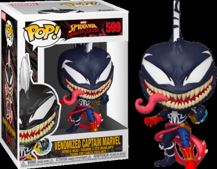 Figurka Marvel - Venom Captain Marvel (Funko POP! Marvel 599)