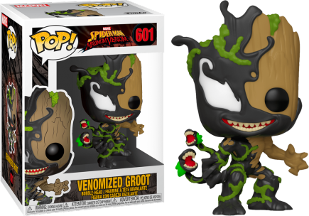 Figurka Marvel - Venom Groot (Funko POP! Marvel 601)