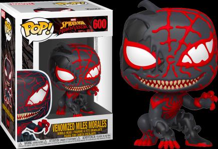 Figurka Marvel - Venom Miles Morales (Funko POP! Marvel 600)