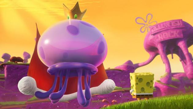 spongebob hra