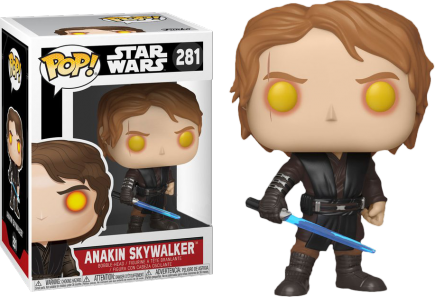 Figurka Star Wars - Dark Anakin exkluzivní (Funko POP! Star Wars 281)