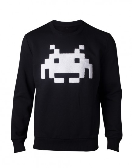 Mikina Space Invaders - Chenille Invader (velikost XXL)