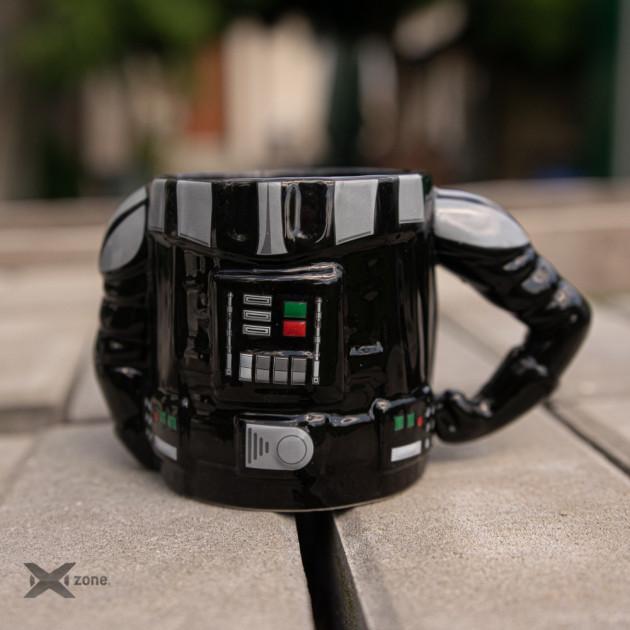 Hrnek Star Wars - Darth Vader Arm (3D)