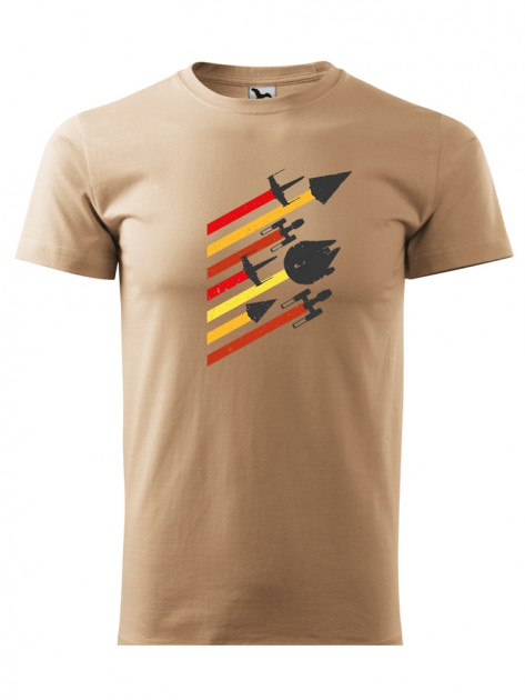 Tričko Xzone Originals - Squadrons (velikost M)