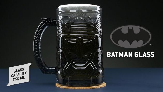 Sklenice Batman - Batmobile