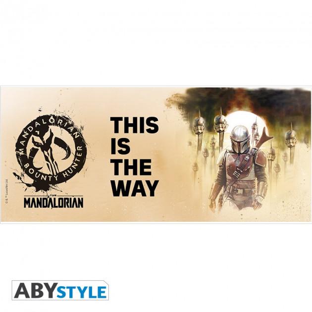 Hrnek Star Wars: The Mandalorian - Mando