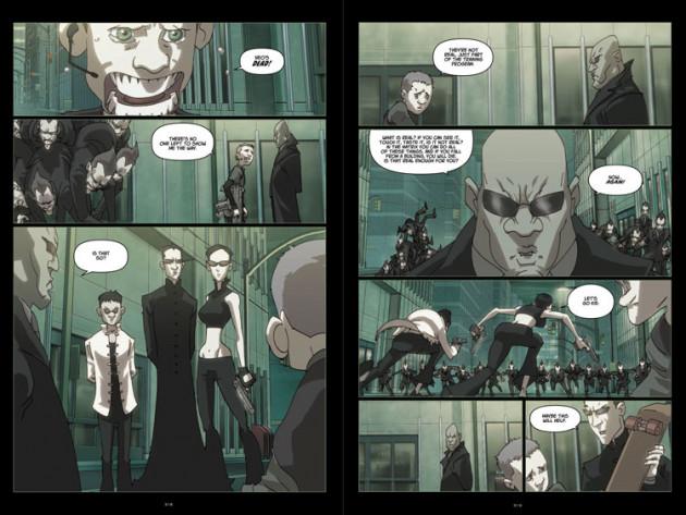 Komiks Matrix - 20th Anniversary Edition