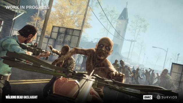 The Walking Dead: Onslaught - Survivor Edition