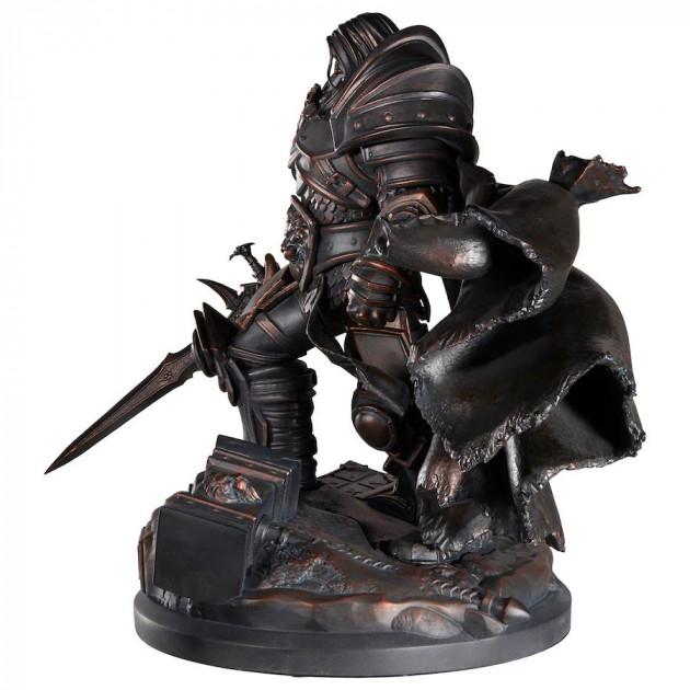 Warcraft III Prince Arthas 10'' Commemorative Statue