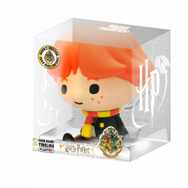 Pokladnička Harry Potter - Ron Weasley (Chibi)