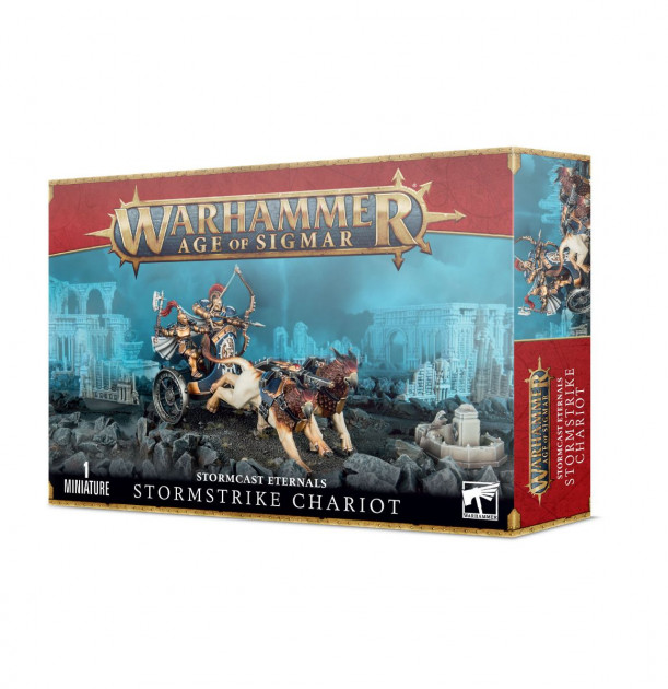 W-AOS: Stormcast Eternals - Stormstrike Chariot (1 figurka)