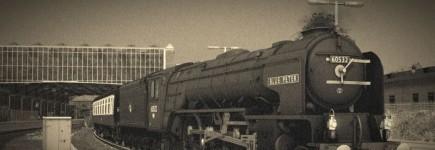 simulator train