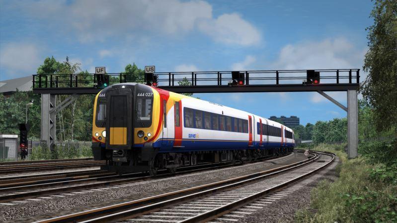 vlaksimulator