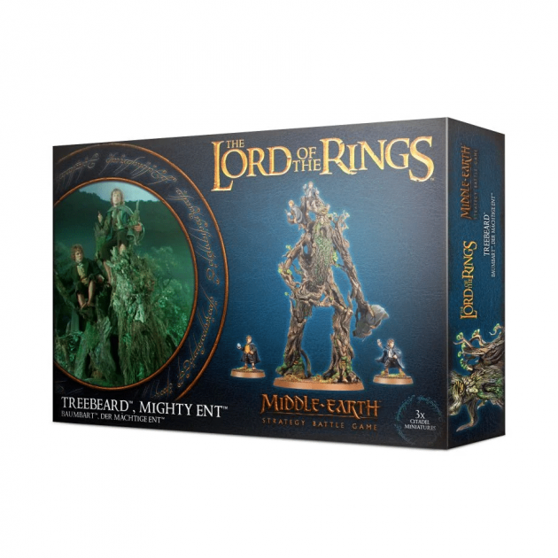 Desková hra The Lord of the Rings - Treebeard Mighty Ent (figurka)