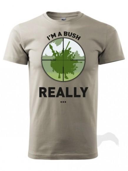 Tričko Fortnite - I Am a Bush (velikost XXL)