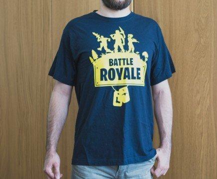 Tričko Fortnite - Battle Royale (velikost XXL)