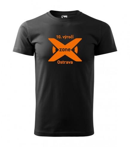Tričko Xzone - 10. výročí Xzone Ostrava (velikost M)