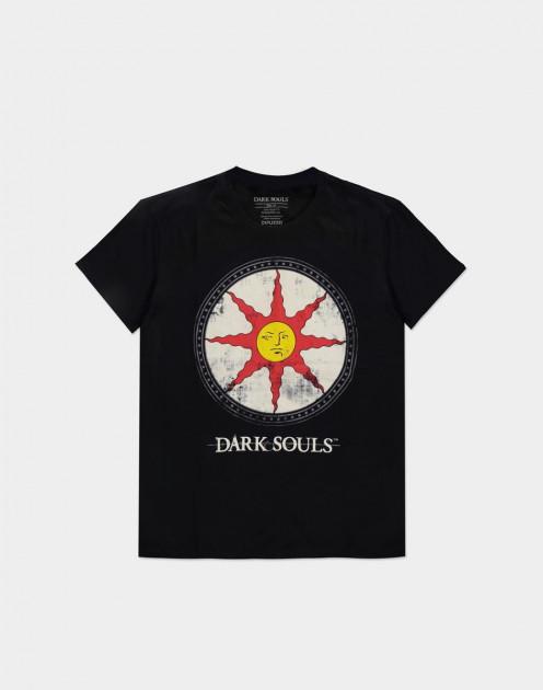 Tričko Dark Souls - Solaire Shield (velikost XXL)