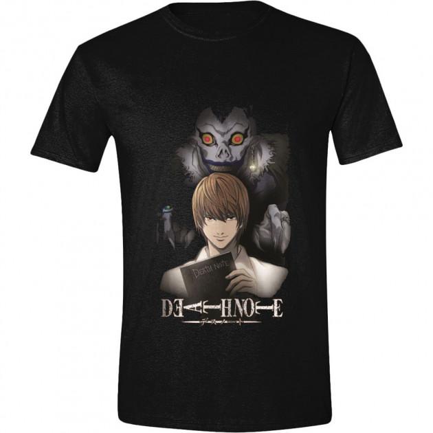 Tričko Death Note - Ryuk Behind Death (velikost M)