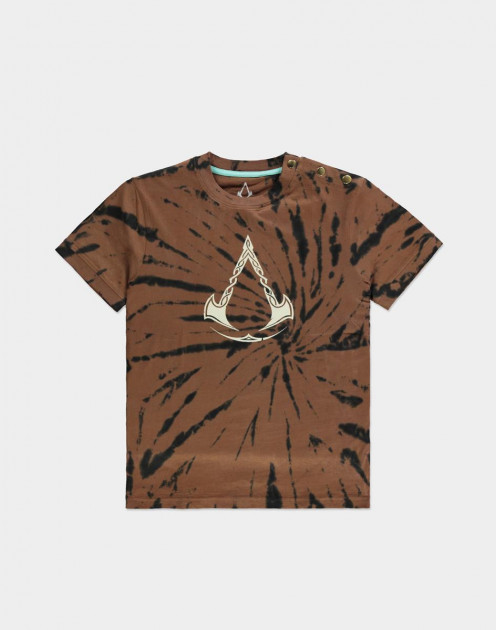Tričko dámské Assassins Creed: Valhalla - Tie Dye Printed (velikost XXL)