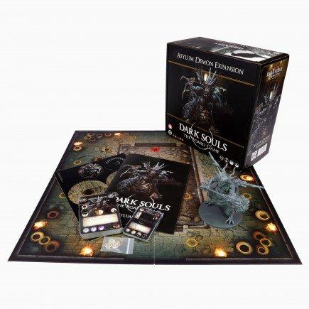 Stolová hra Dark Souls - Asylum Demon (rozšírenie)